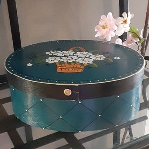 Vintage🎡country wooden box